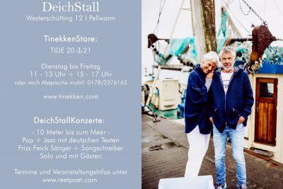 Freude – Der DeichStall hat wieder geöffnet !